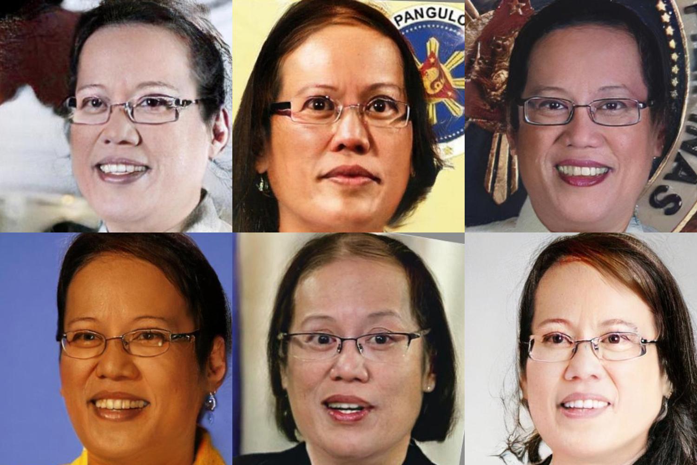 Aquino President - Woman