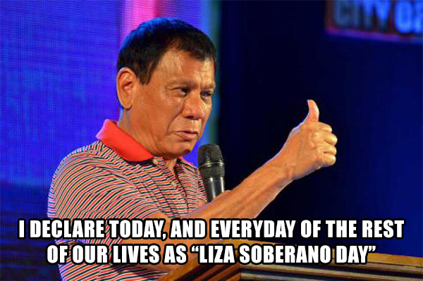 Liza Soberano day