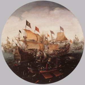 Battles of La Naval De Manila