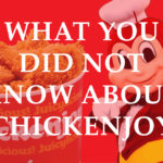 What You Don't Know About Jollibee's Chickenjoy