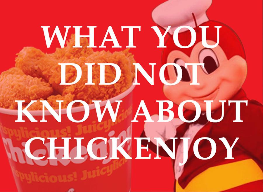 Jollibee Chickenjoy