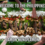Food Fight, It's More Fun In The Philippines
