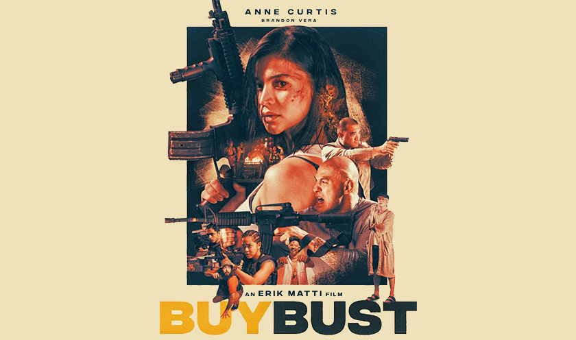 BuyBust - Movie Review