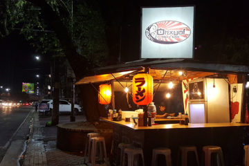 Timog Ave Ohayo Maki X Sushi