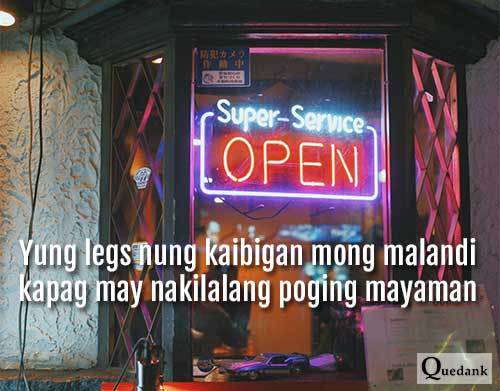 open with super service kaibigan mo