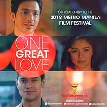 One Great Love - 2018 movie