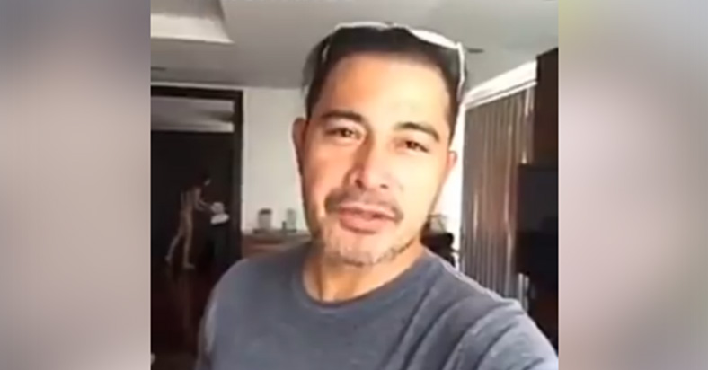 Cesar Montano Viral Birthday Greeting Video