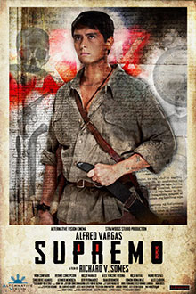 Supremo (2012) Andres Bonifacio movie for Bonifacio Day