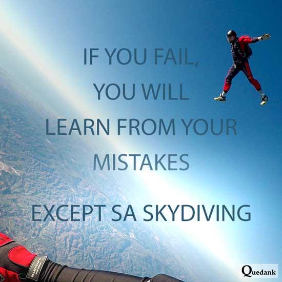 pinoy meme - tagalog meme - skydiving