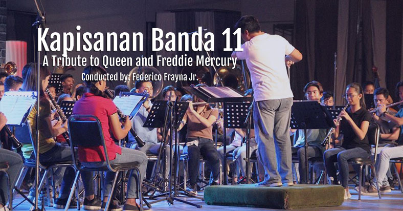 Kapisanan Banda 11 - A Tribute to Queen and Freddie Mercury