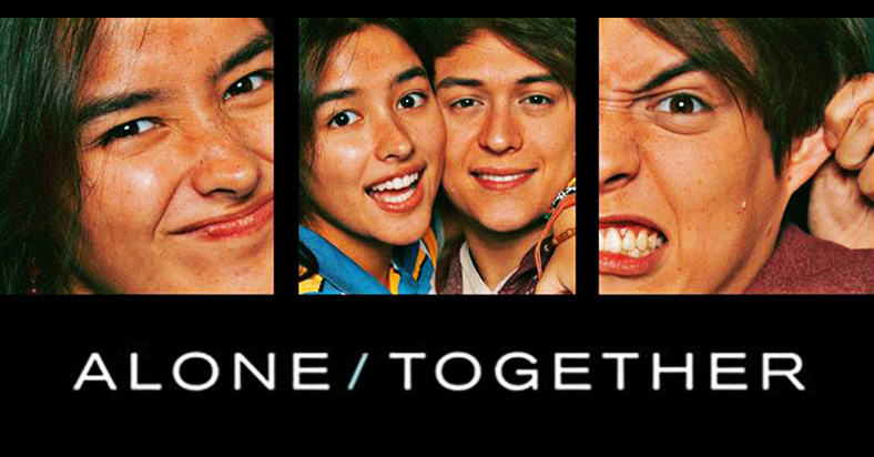Alone Together (2019) - Movie Review - LizQuen - Liza - Enrique