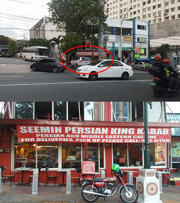 Seemin Persian Kabab Restaurant - Persian and Middle Eastern cuisine