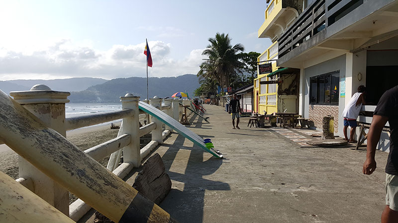 Sights of Aurora: Sabang Beach Baler
