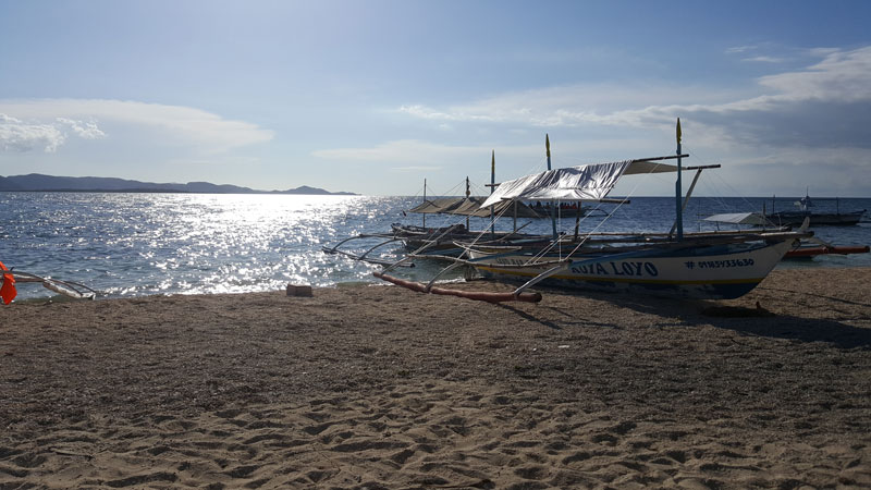 Escape to Maniwaya Island, Marinduque