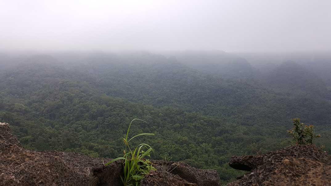 Conquering Tanay's Nagpatong Rock Formation