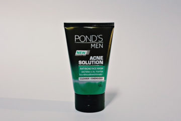Pond's Men Acne Solution - Didn't Work Well For Me