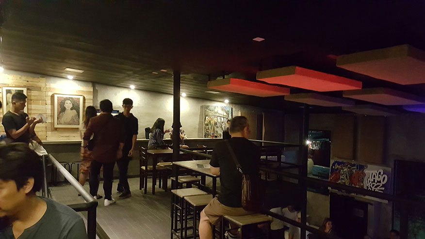Tago Jazz Cafe, A Must Try Bar For Jazz Lovers