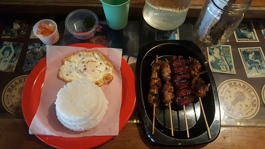 Tito Boy's Longga-Q, Quezon City's Best Longganisa Resto-Bar