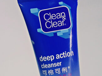 Clean and Clear - Deep Action Cleanser